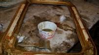 Curățarea straturilor de bronz și schlagmetall