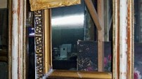 Post curățarea straturilor de bronz și schlagmetall